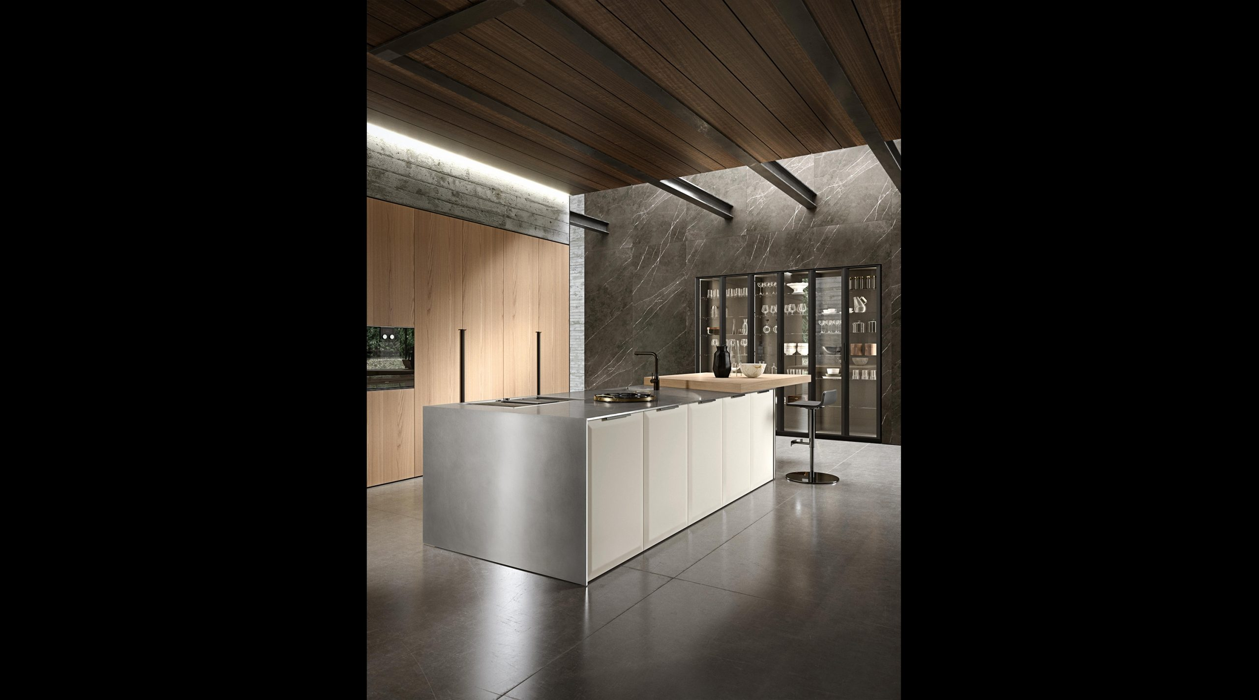 Aster Cucine Launches Their Latest Range Of Kitchen Brera Concept Analysis